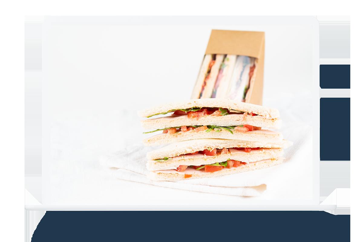 tramezzini sandwich catering