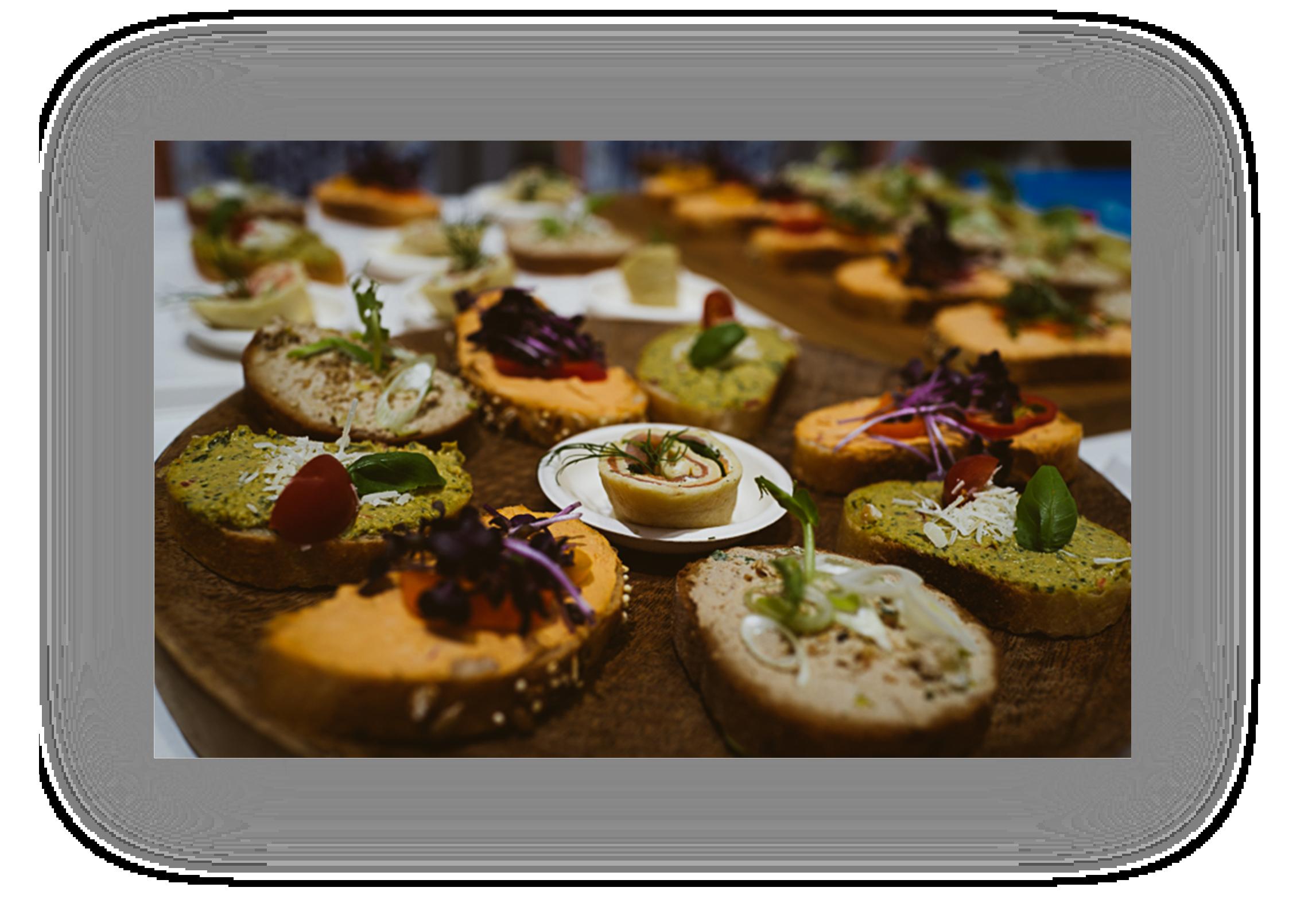 canape catering bayreuth impressionen