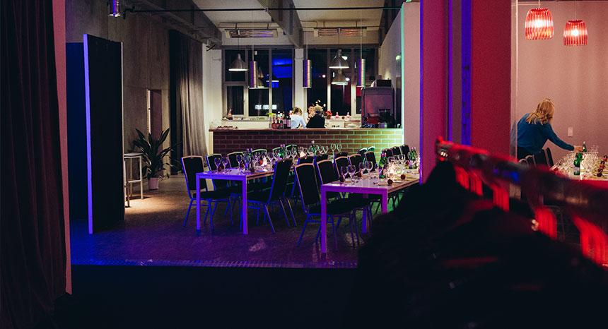 Eventplaner - Arten von Events und Caterings