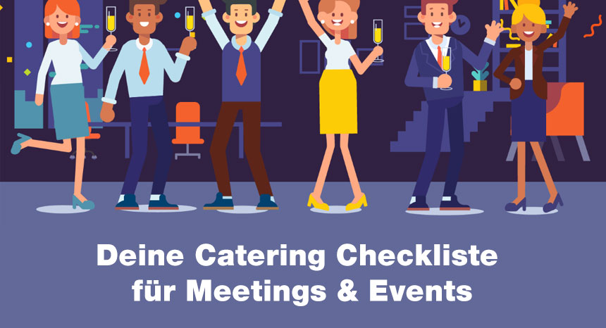 Checkliste Catering Event & Meeting